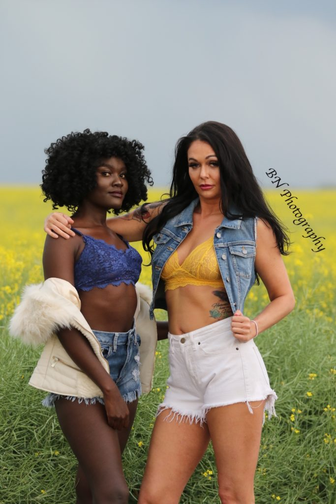 Country shoot